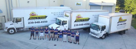 Florida's Decorators Warehousing & Delivery Team