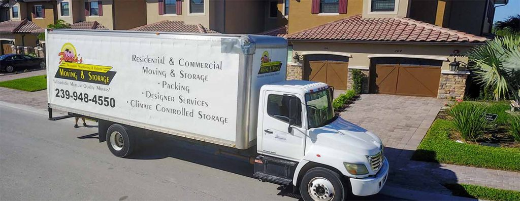 Southwest Florida Commercial & Residential Moving, Receiving, Inspection & Storage